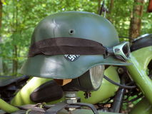 Helmet. Royalty Free Stock Photo