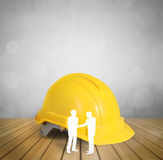 Helmet Plastic Safety Royalty Free Stock Image