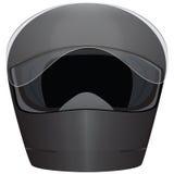 Helmet racer Stock Image