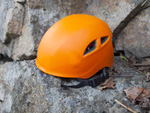 Helmet for safety. Royalty Free Stock Photography