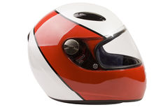 Helmet Side View Royalty Free Stock Images