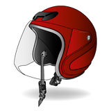 Helmet vector Stock Images