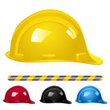 Helmet vector Royalty Free Stock Photos