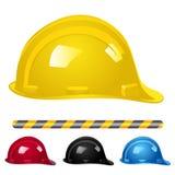 Helmet vector Royalty Free Stock Photos