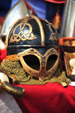 Helmet of Vikings Royalty Free Stock Photos