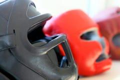 Helmets Stock Photos