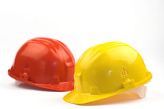 Helmets Royalty Free Stock Photography
