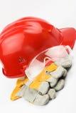Helmets Stock Image