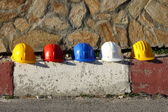 helmets Royalty Free Stock Images