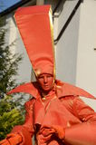 Helmnot theater performence. At old city festival sonneberg thuringia  september 2012 Royalty Free Stock Image