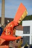 Helmnot theater performence. At old city festival sonneberg thuringia  september 2012 Stock Photography