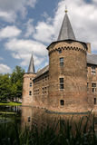 Helmond-Schlossmuseum Lizenzfreie Stockbilder