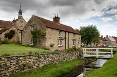 Helmsley -镇在英国-北约克郡 库存照片