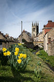 Helmsley -镇在英国 免版税库存图片