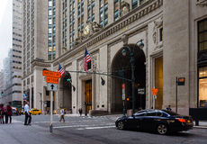 The Helmsley Building in New York City Royalty Free Stock Photography