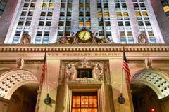 Helmsley-Gebäude - New York City Stockfotografie