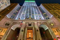 Helmsley-Gebäude - New York City Lizenzfreie Stockbilder