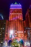 Helmsley-Gebäude - New York City Lizenzfreies Stockfoto
