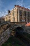Helmsley Market Street Bridge - North Yorkshire - UK Royalty Free Stock Image