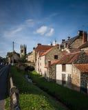 Helmsley - North Yorkshire - Großbritannien stockbild