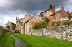 Helmsley -Town in England - North Yorkshire Royalty Free Stock Photo