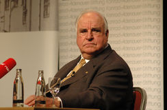 Helmut Kohl Stock Images