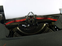 Help!. Help concept image - typing out the word help on an old manual typewriter. A desperate call for help royalty free stock image