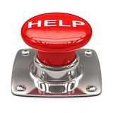 Help button Stock Photo