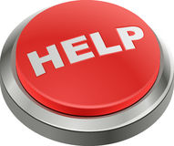 Help, Button, Red, Emergency Stock Images