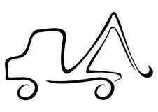 Help car Stock Photography