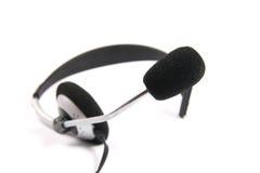 Help desk headset Royalty Free Stock Image