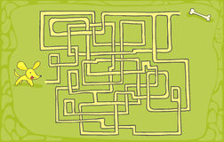 Labyrinth - Maze Stock Photo
