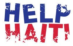 Help Haiti Royalty Free Stock Photo