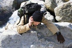 Free Help Hiker Royalty Free Stock Image - 7071026