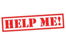 Help me! stock illustratie