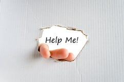 Help me Stock Photos