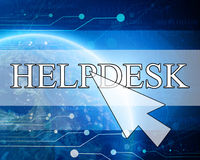 Helpdesk Stock Photography