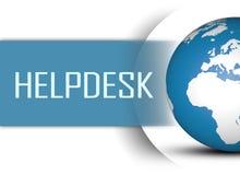 Helpdesk Royalty Free Stock Photo