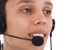 Helpdesk service Royalty Free Stock Image