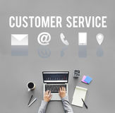 Helpdesk Support Information Support Concept Royalty Free Stock Image