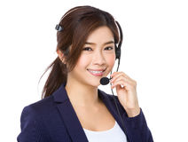 Free Helpdesk Supporter Stock Photo - 53686790