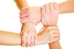 Helpful hands Royalty Free Stock Images