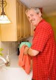 Helpful Husband stock images