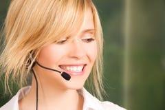 Helpline zdjęcie stock