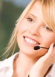 Helpline fotografia stock