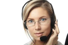 Helpline stock photo