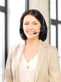 Helpline Stock Photo