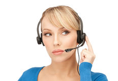 Helpline Royalty Free Stock Photography