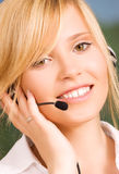 Helpline Royalty Free Stock Photography