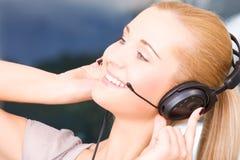 Helpline Royalty Free Stock Image